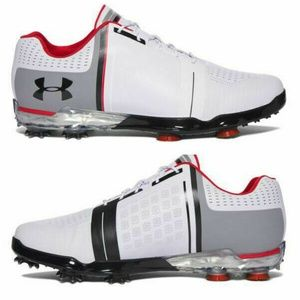 Under Armour UA Spieth One Jr Kids Golf Shoes